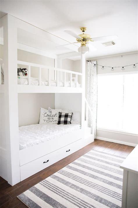 bedroom built  bunk beds  lasting durability ossocharlottecom