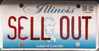what to do with license plates when selling a car in illinois illinois so broke they want to sell ads on license plates