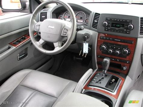 2005 grey jeep grand cherokee image gallery 2005 jeep interior