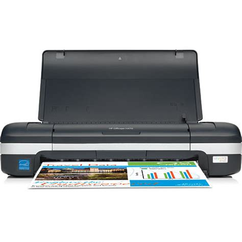 Printer Hp Officejet H470 hp officejet h470 mobile printer cb026a b1h b h photo