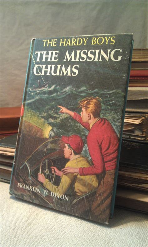 vintage hardy boys mystery book no 5hunting for 1000 images about vintage nancy drew mysteries vintage