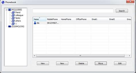 Modem Gsm Prolink Phs300 cara menggunakan fitur phonebook modem gsm