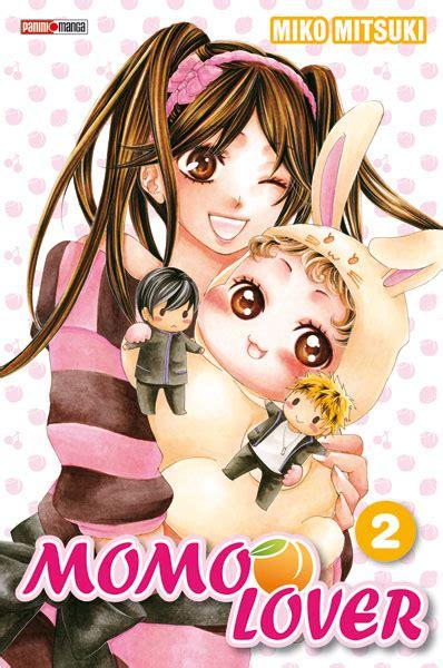 Mitsuki Momo Lover 1 3 Tamat vol 2 momo lover news