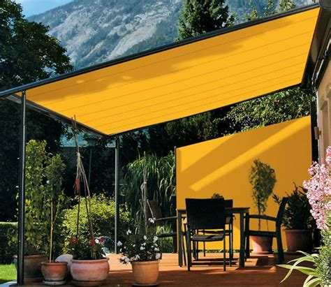 patio canopy ideas best 25 deck awnings ideas on retractable