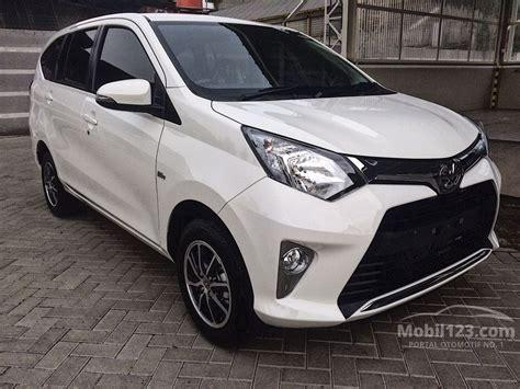 Karpet Mobil New 2018 jual mobil toyota calya 2018 b40 1 2 di dki jakarta manual