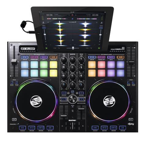 Dijamin Gamepad Getar Transparant reloop professional dj controller for mac pc mcquade musical instruments