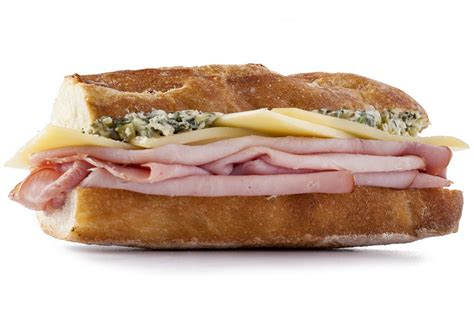 ham cheese sub sandwich french ham and cheese sandwich 10 best sandwich recipes