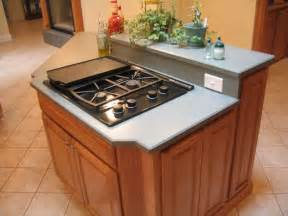 Kitchen Island Designs With Cooktop by Country Kitchen Island Cooktop Pictures To Pin On Pinterest
