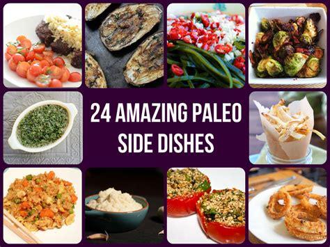 24 amazing paleo side dishes - Paleo Dish Recipes
