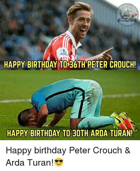 Peter Crouch Meme - 25 best memes about happy birthday peter happy birthday