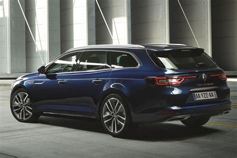 renault talisman estate francfort 2015 renault talisman estate