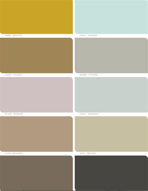 colors for 2016 colour of the year 2016