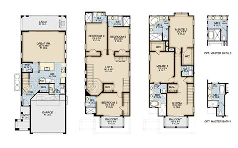 summit homes floor plans lakeside at toscana new construction luxury homes in dr