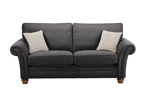 large cushions for sofa soho large sofa in marinello pewter with kateri charcoal