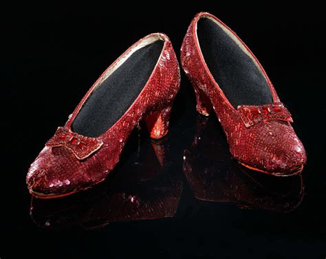which smithsonian has ruby slippers ruby slippers named one of smithsonian s 101 historical