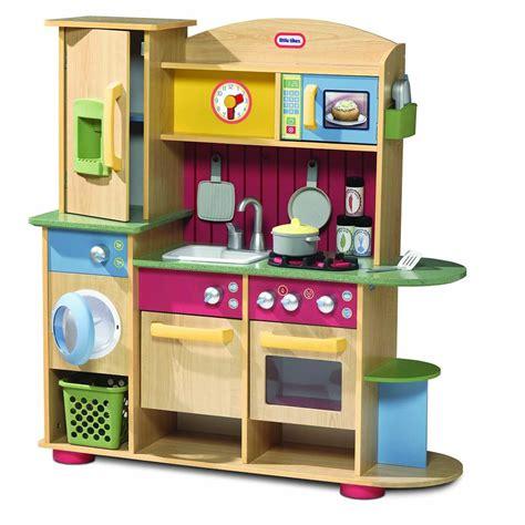 cuisine tikes combin 233 cuisine en bois 2 4 ans tikes meubles