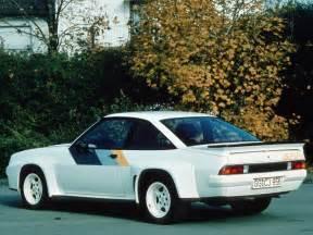 Opel Manta I400 Opel Manta 400 B 07 1980 08 1984