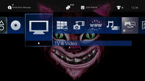 ps4 themes mexico cat grin theme en ps4 playstation store oficial m 233 xico