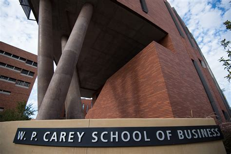 Asu Mba Us News by Gallery W P Carey School Of Business