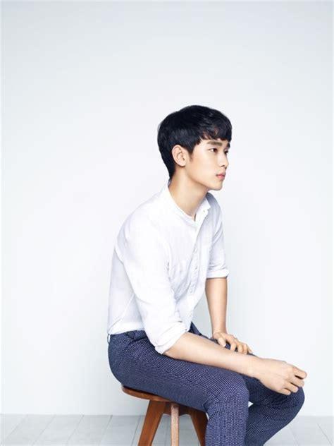 kim soo hyun tv series kim soo hyun models a series of summer looks for ziozia