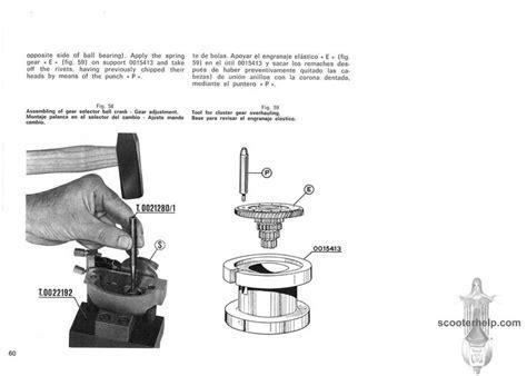 1980 vespa p200e wiring diagram 1980 get free image
