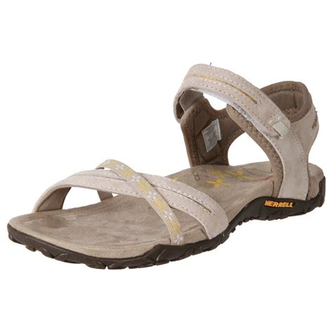 cheap comfortable sandals new merrell women s comfort leather walking travel sandal