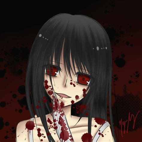 anime yandere yandere girls anime amino