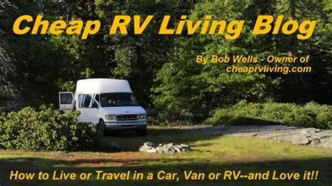 why you should live in an rv 16 best images about rv tips on the cheap on pinterest