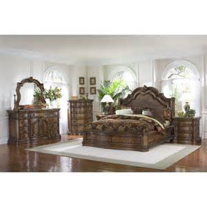 san mateo 6 cal king bedroom set