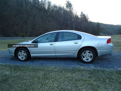 2000 dodge intrepid 2 7l