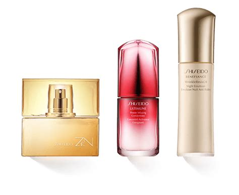 Kosmetik Shiseido shiseido kosmetik bis zu 45