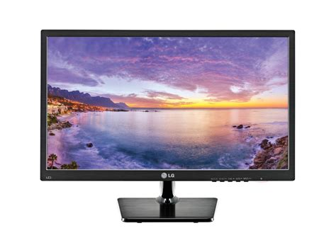Monitor Lg Baru jual beli lg 20 quot 20m38a baru monitor komputer