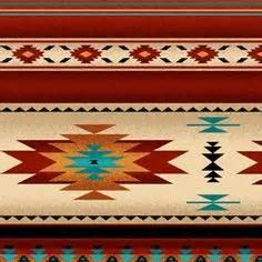 Ikat Table Runner Southwest Pattern On Pinterest Native American Patterns