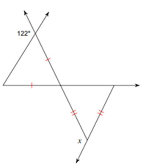 Isosceles And Equilateral Triangles Worksheet by Math Worksheet Org Transversals 1000 Images About