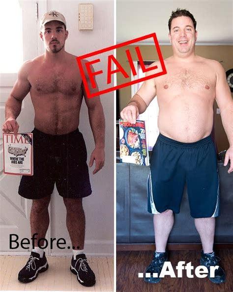 weight loss 8 weeks bullfrog neck 8 week weight loss transformation