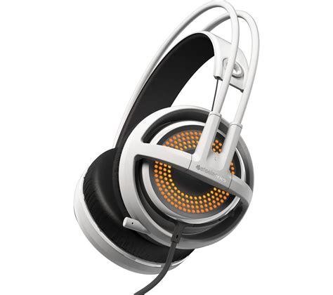 Headshet Steelseries Siberia 350 White steelseries siberia 350 7 1 gaming headset white deals pc world