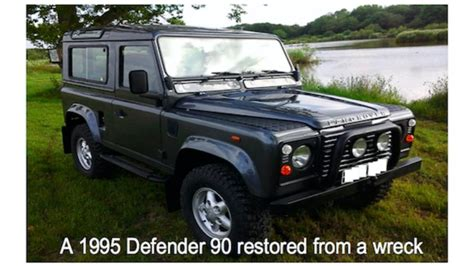 land rover bespoke creating bespoke land rover defenders a business