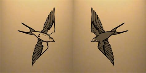 pattern swallow tattoo swallow tattoo design by volt reborn on deviantart