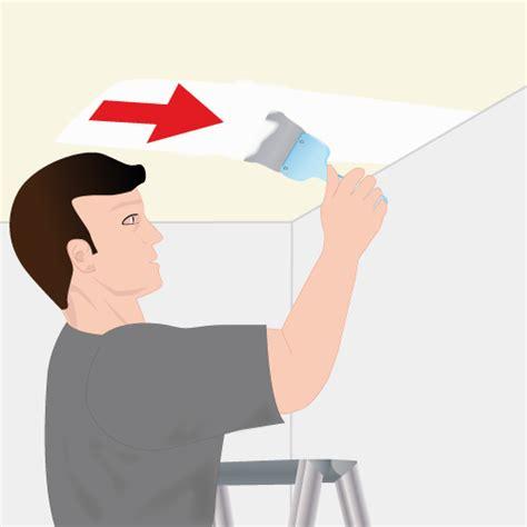 enduire un plafond plafond