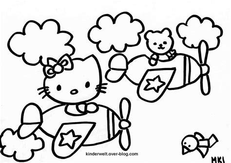 dibujos para colorear kinder ausmalbilder zum ausdrucken hello kitty ausmalbilder