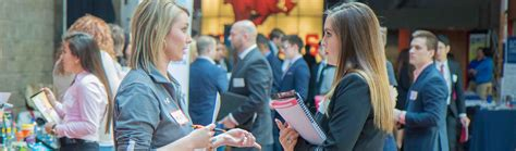 a job fair conversation what to say to recruiters at a job fair