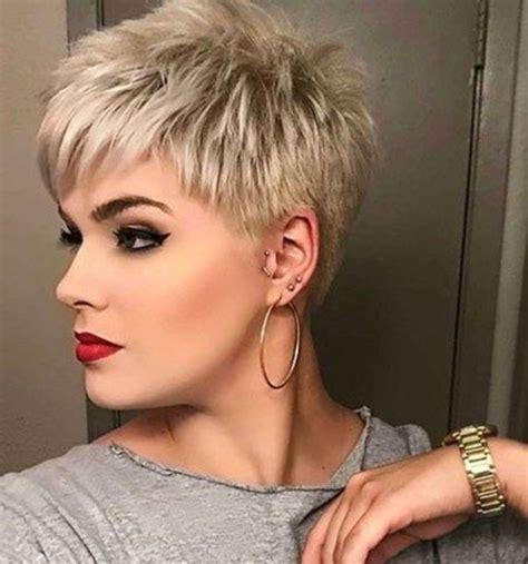 short pixie cuts  women hairstyles