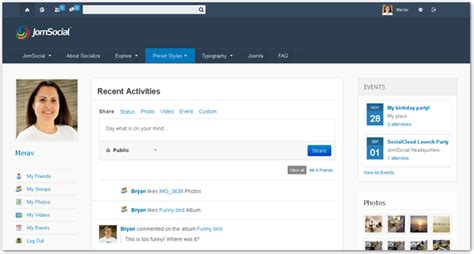 jomsocial blog what s new with jomsocial