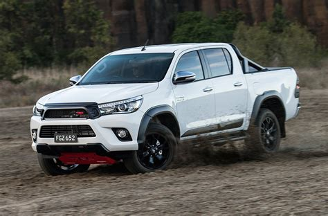 Toyota Sale 2017 Toyota Hilux Trd Pack Now On Sale In Australia