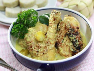 cara membuat opor ayam bakar resep opor ayam bakar ketupat lebaran