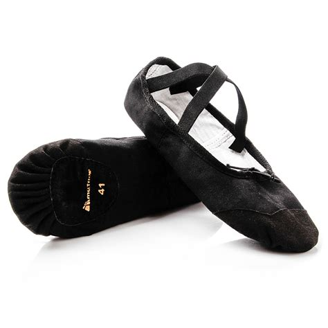 cotton shoes cotton leather ballet shoes meteor black shoes