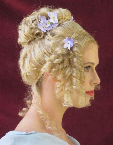 how to do dharmas wedding hair dharma leon regency era hair styles