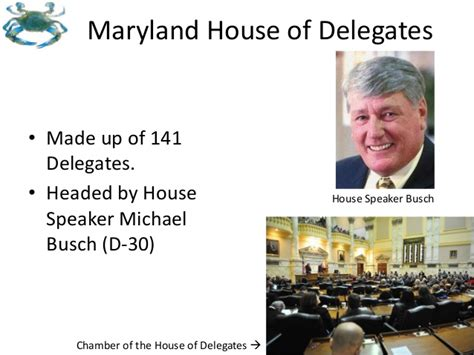 Maryland House Of Delegates by Politics Of Maryland