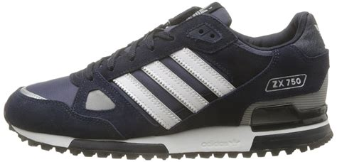 Sepatu Casual Runner Adidas Zx 750 Navy Made In and autumn adidas originals zx 750 sports casual shoes mens trainers popular