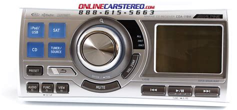 alpine boat stereo alpine cda 118m product ratings and reviews at
